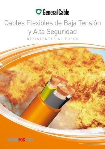 GENERAL CABLE - Catálogo Cables Flexibles de Baja Tensión y Alta seguridad
