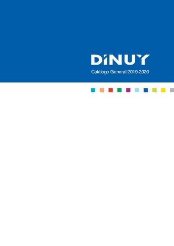 DINUY - Catálogo General 2019