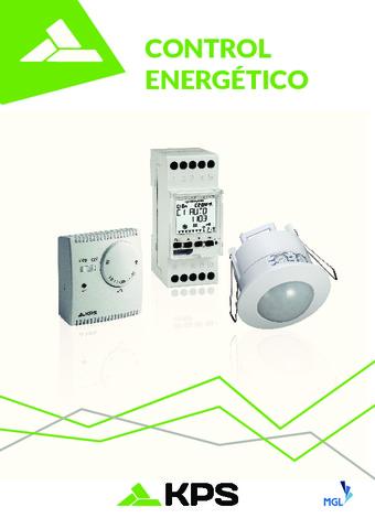 KPS - Catálogo Control Energético abril 2019