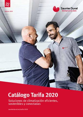 Tarifa 2020