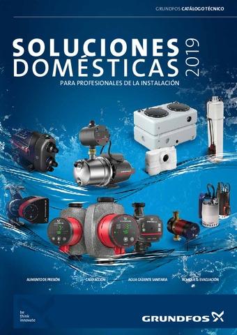 GRUNDFOS - Catálogo Soluciones Domésticas 2019