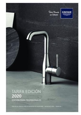 GROHE - Catálogo-Tarifa Baño