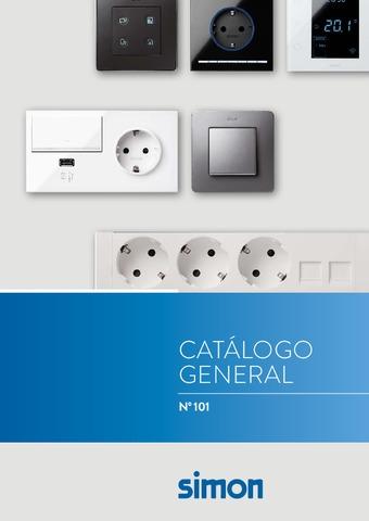 SIMON - Catálogo general