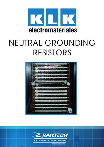 KLK - Neutral grounding resistors