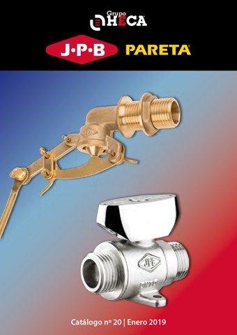 PARETA - Catálogo nº20 Enero 2019