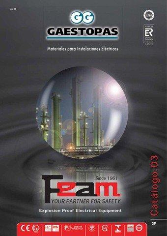 GAESTOPAS - Catálogo Material EX FEAM