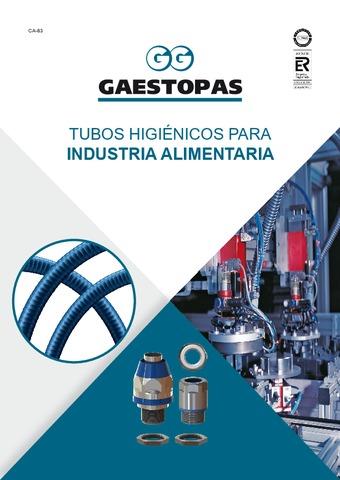 GAESTOPAS - Tubos higiénicos para la industria alimentaria