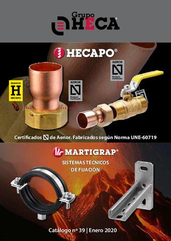 HECAPO-MARTIGRAP TARIFA 2020