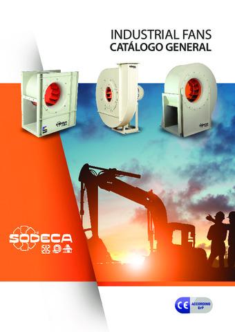 Sodeca - Catálogo industrials fans