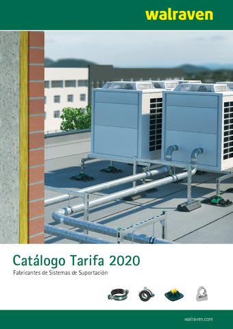 WALRAVEN - Catálogo-Tarifa 2020