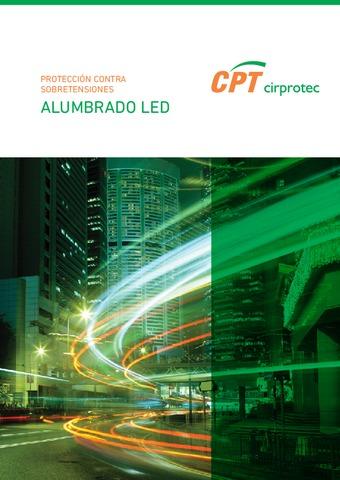 CIRPROTEC - Protección sobretensiones Alumbrado LED