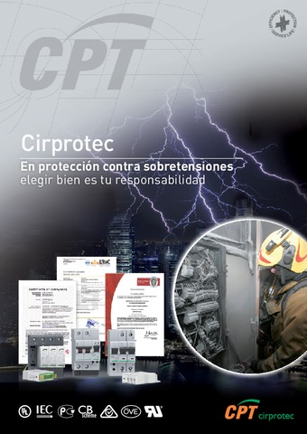 CIRPROTEC - Calidad