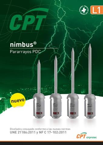 CIRPROTEC - Pararrayos PDC Nimbus