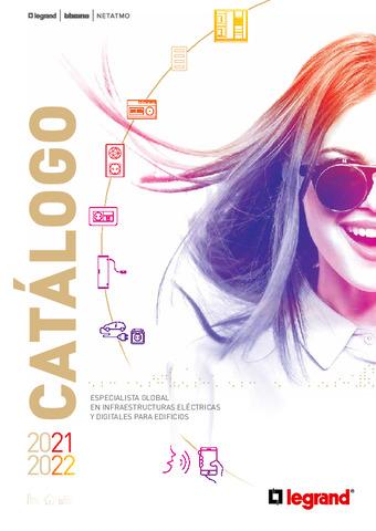 LEGRAND - Catálogo general 2021 - 2022