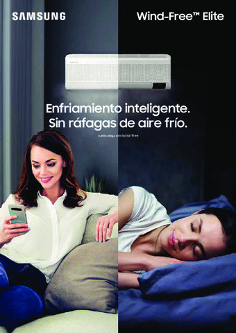 SAMSUNG- Wind Free Elite