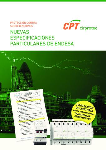 CIRPROTEC - Nuevas especificaciones Endesa 2019