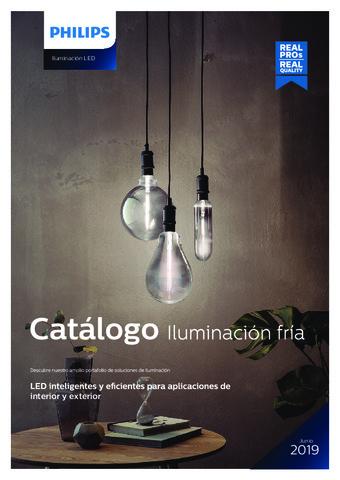Catálogo luz fría