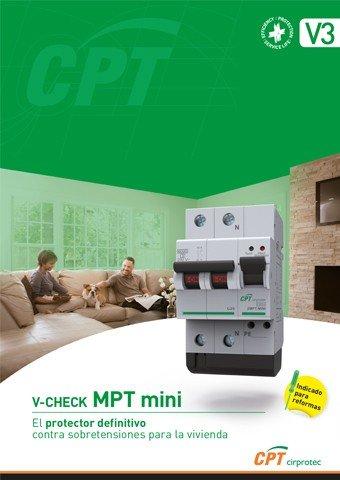 CIRPROTEC - Protector V-CHECK MPT mini