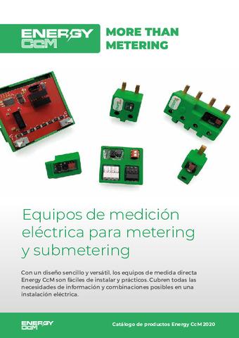 GUIJARRO HERMANOS - Catálogo equipos de medición eléctrica