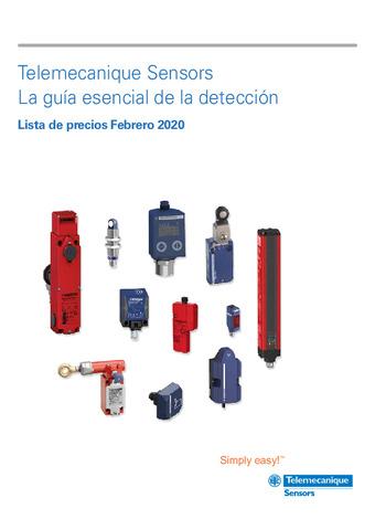 SCHNEIDER - Tarifa Sensors