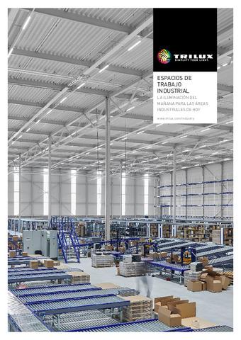 Trilux - Espacios de trabajo industrial