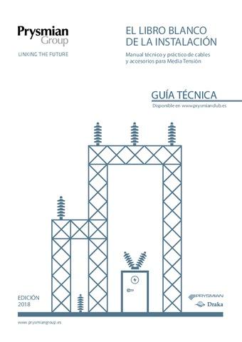 PRYSMIAN - Guía Técnica de Baja Tensión 2018