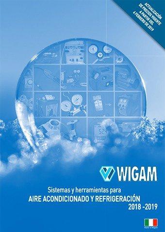 WIGAM - Catálogo-Tarifa febrero 2019