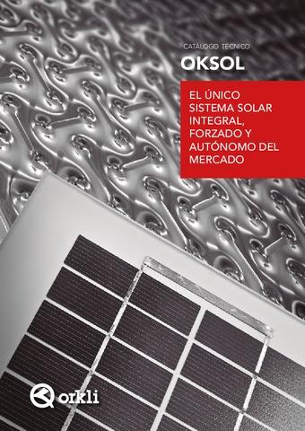 ORKLI - Catálogo técnico OKSOL
