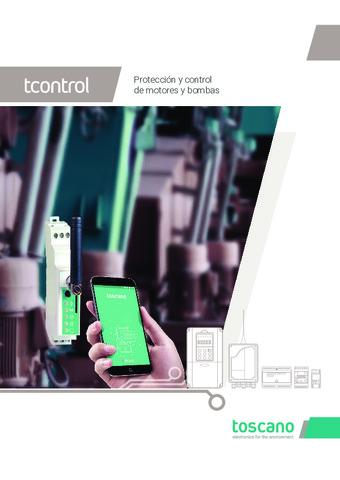 Toscano - Catálogo Tcontrol 2020