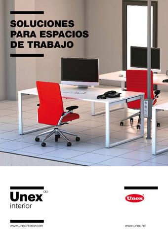 UNEX - Soluciones para espacios de trabajo