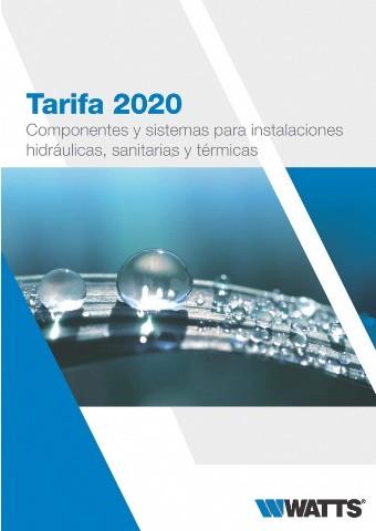 WATTS - Tarifa 2020