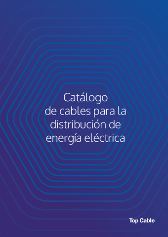 Top Cable - Catálogo General