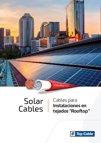 Top Cable - Solar Cables
