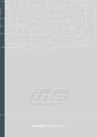 IDE - Catálogo Corporativo