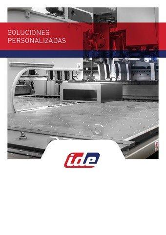 IDE - Catálogo Soluciones Personalizadas