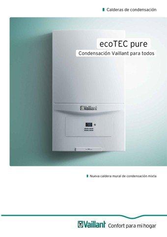 VAILLANT - Catálogo ecoTEC pure