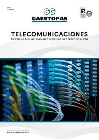 GAESTOPAS - Catálogo de Telecomunicaciones