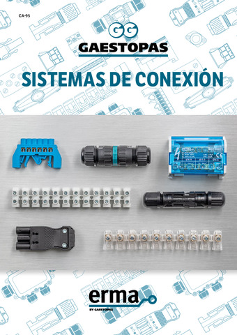 Gaestopas - Catálogo sistemas de conexión 2021