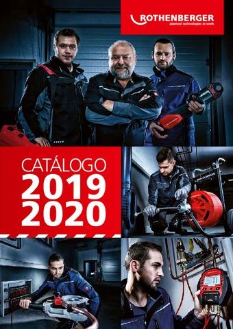 ROTHENBERGER - Catálogo 2019-2020