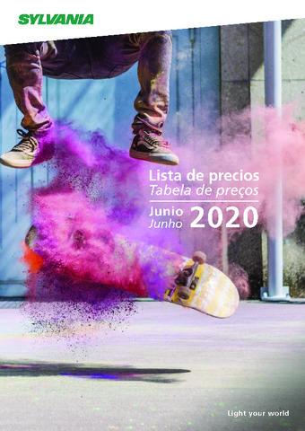 SYLVANIA - Tarifa 2020
