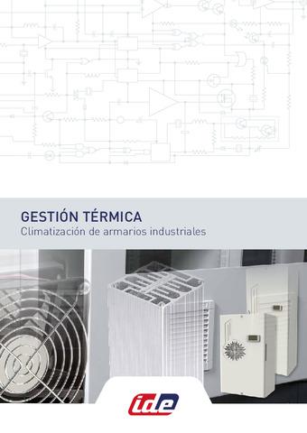 IDE - CATALOGO GESTION TERMICA 2021