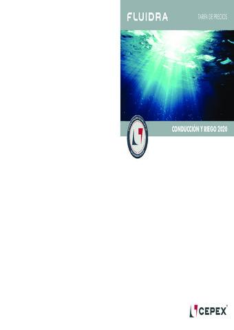 FLUIDRA - Catálogo 2020 _ Conducción de fluidos, Riego y Tratamiento del agua