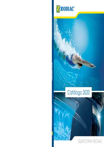 ZODIAC - Catálogo 2020 _ Equipos para piscinas