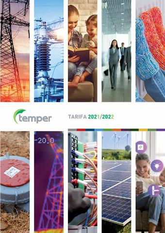 TEMPER - Tarifa 2021