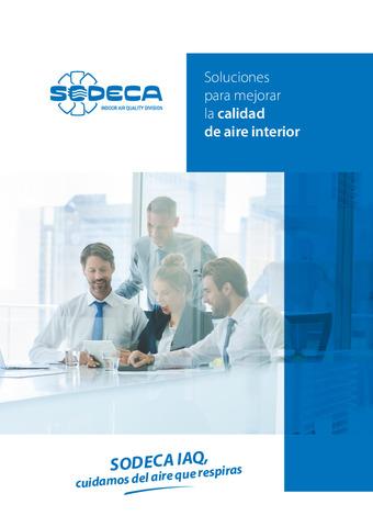 Sodeca - Catálogo IAQ 2021