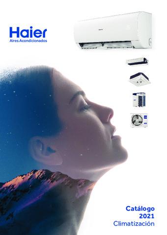 HAIER - Catálogo 2021