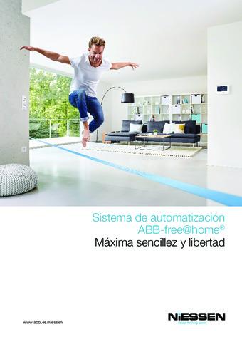 NIESSEN -  Sistema de automatización ABB-free@home®