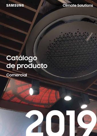SAMSUNG - Catálogo Comercial 2019