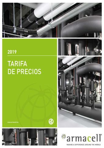 LA FARGA - Tarifa 2019