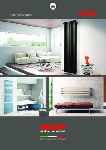 IRSAP - Catálogo Tarifa Interactiva 2020